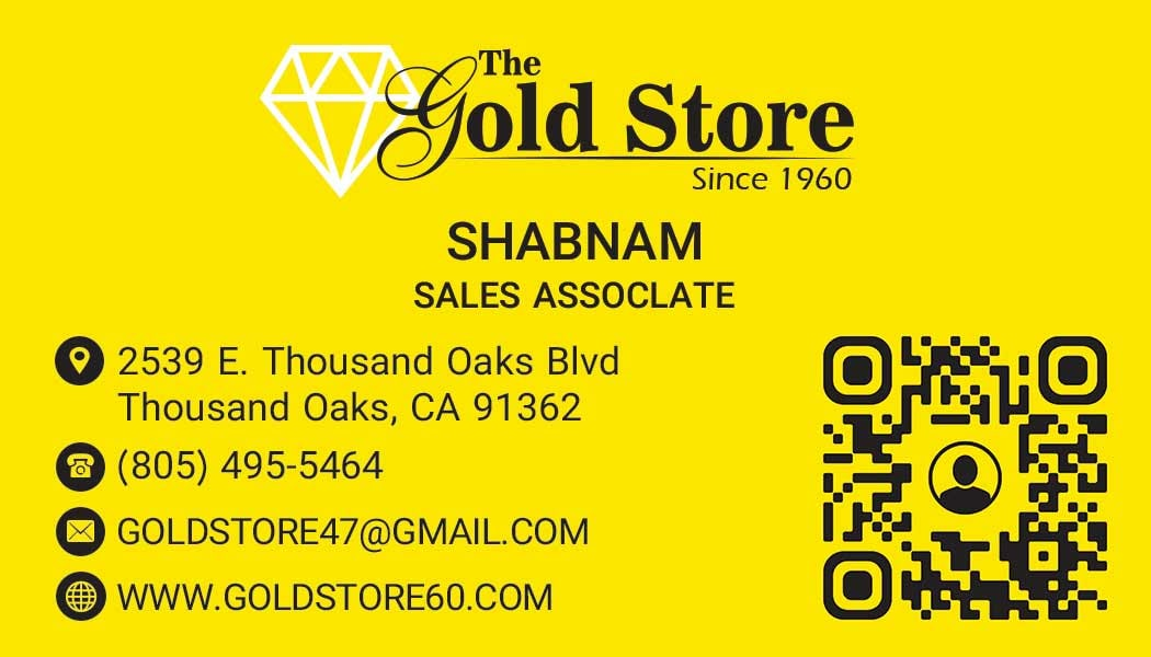 GoldStore Branch 1 Contact