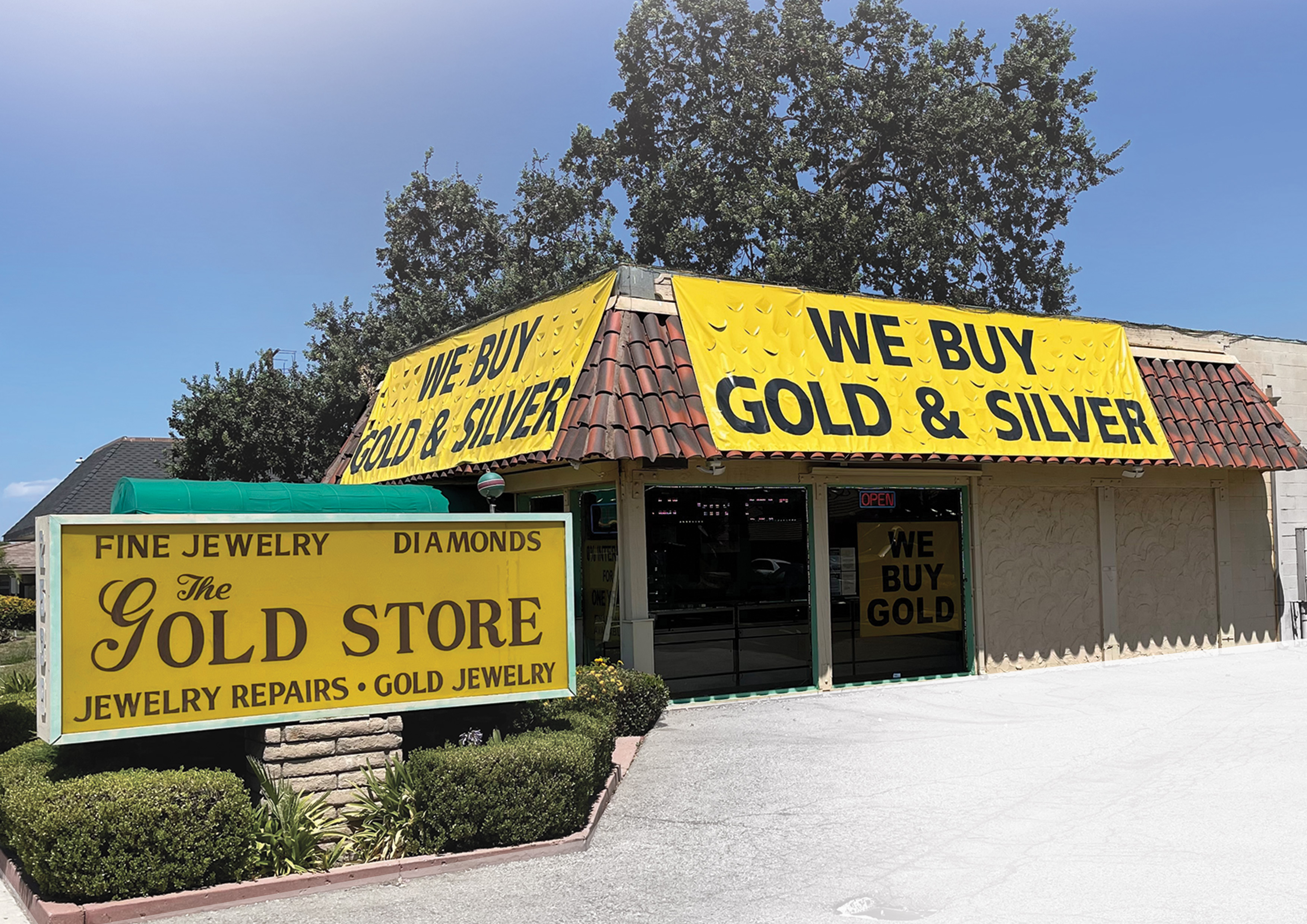 GoldStore Branch 1