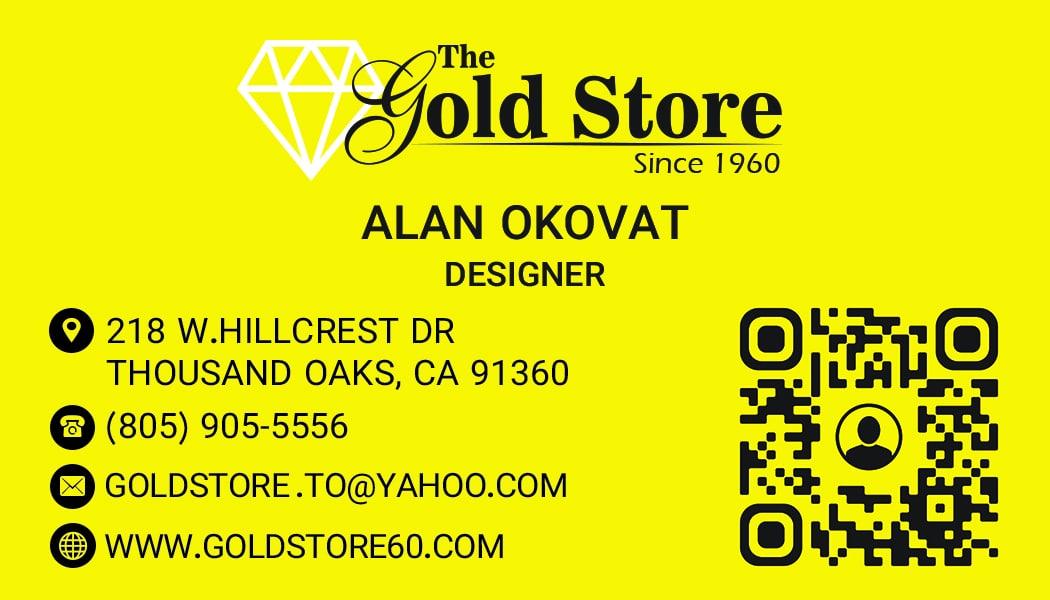 GoldStore Branch 2 Contact