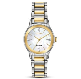 Citizen Watch AXIOM MOTHER-OF-PEARL 4 Diamond