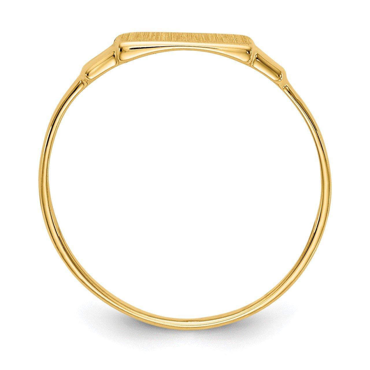 14k Signet Ring-1