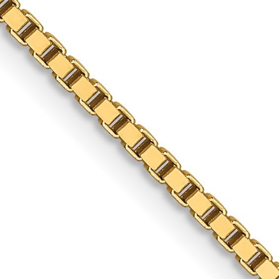 Leslie's 14K 1.2mm Box Chain